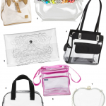 Super Bowl Fashion Tips: 7 Stylish Clear Plastic Handbags To Keep You Glam & Stadium Ready